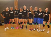Volley – Ball A.S.E. / V.L.C.A. Vice-Championnes de France