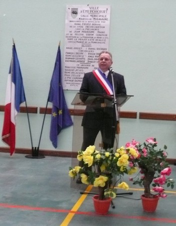 M. Michel LOUBERT, Maire d'Emerchicourt